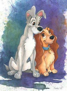 Disney Fine Art by Collectors Editions! We bring interpretive fine art with all your favorite Disney characters. Disney Pixar, Disney Dogs, Disney Fun, Disney And Dreamworks, Disney Cartoons, Disney Magic, Disney Frozen, Disney Characters, Punk Disney