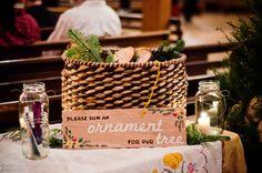 Christmas wedding or