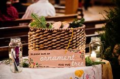 Hand Made Holiday Wedding at The Chataqua Theatre