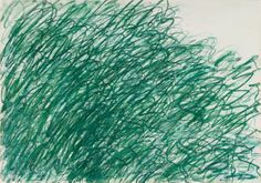 Cy Twombly  Returning from Tonnicoda, 1973