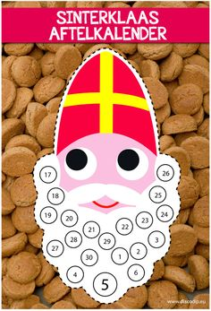 sinterklaas Christmas Crafts For Gifts, Craft Gifts, Crafts For Kids, Cool Diy Projects, Projects To Try, St Lucia Day, Toy Craft, Ladybug, Party Time