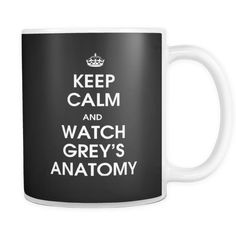 Are you looking for Grey's Anatomy gift ideas? How about this Grey's Anatomy mug!