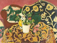 Matisse - Spanish Still Life 1910-11
