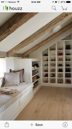 I would love to do this upstairs!