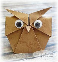 MMM #14 - Origami-Eule