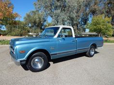 Chevrolet : C-10 No Reserve 1970 California Chevy C10 Longbed Pickup Truck with /PB /PS - http://www.legendaryfind.com/carsforsale/chevrolet-c-10-no-reserve-1970-california-chevy-c10-longbed-pickup-truck-with-pb-ps/