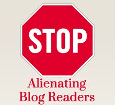 Tips to avoid alienating potential readers. Read: Turn off auto-play music!