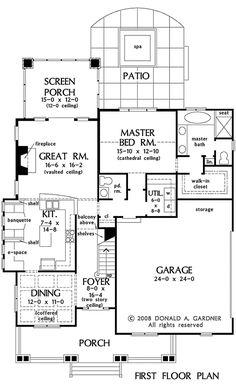 Plan #929-38 - Houseplans.com