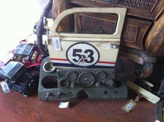 Herbie door