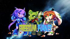 FREEDOM PLANET PC GAMEPLAY | SONIC Y GUNSTAR HEROES EN UN MISMO JUEGO