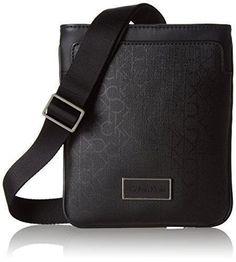 Oferta: 79€. Comprar Ofertas de Calvin Klein Jeans Power CK Mini Flat, Bolso Bandolera Para Hombre, Negro (Black 001 001), 21x18x3 cm (B x H x T) barato. ¡Mira las ofertas!