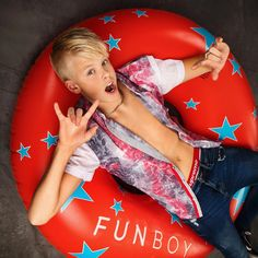 Are we having fun yet? photo by Cute 13 Year Old Boys, Young Cute Boys, Cute Teenage Boys, Teen Boys, Kids Boys, Teen Jungs Outfits, Cute Blonde Guys, Blonde Boys, Carson Lueders