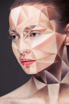 20 belas pinturas corporais para deixar o seu dia mais colorido - Mega Curioso
