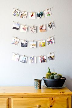 Budget Decorating at Its Best: DIY Photo Collage Ideas
