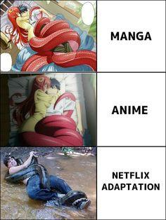 A Short History Of Anime And Manga Everyone Should Read Memes Estúpidos, Jojo Memes, Best Memes, Anime Meme, Otaku Meme, Manga Anime, Stupid Funny Memes, Funny Relatable Memes, Funny Humor