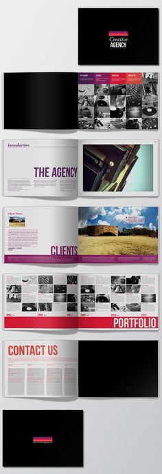 Creative Layout, Portfolio, Brochure, and Magazine image ideas & inspiration on Designspiration Layout Design, Design Typo, Design Corporativo, Graphic Design Layouts, Print Layout, Typography Design, Lettering, Design Brochure, Booklet Design