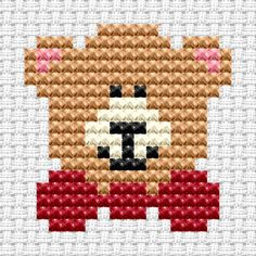 Fat Cat Cross Stitch | Easy Peasy Duck | [EP-DK]