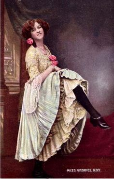 Great Auntie Marie Therese was a vaudeville artiste but flatulence ended her career . She went on to appear in the first edition of Guinness Book Of Records for smelliest female 1892 . ( Fame at last !)