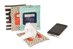 Even the cleanest people can't protect their screens from some nasty bacteria. http://greatist.com/discover/well-kept-wipes