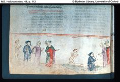Dante, Divine Comedy, in Italian.  North Italy, Genoa(?); 14th cent., third quarter.