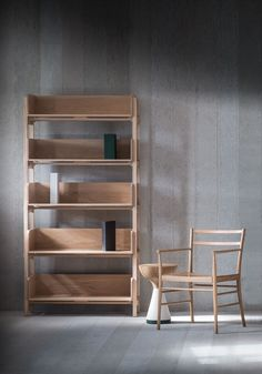 The London-based studio Pinch Design debuted their latest collection of furniture at Clerkenwell Design Week....