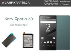 Get 100% authentic #cellphone parts for #SonyXperiaZ5 at Canfixparts.ca! Dial: +1 647-860-2271/604-721-8495 or visit http://ow.ly/pRGE30fU6HT