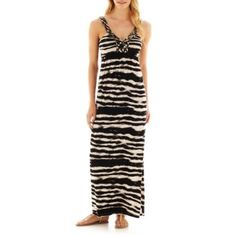 0a8c91dcc7ba3 a.n.a Braided Halter Maxi Dress - JCPenney Get Free Shipping on All Orders   99 or More.