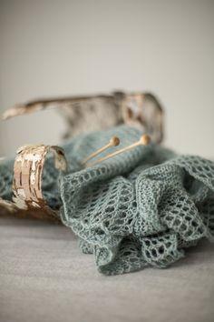 Ravelry: Birch Bark shawl from Woolenberry.