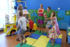 Great Lakes Children's Museum Summer Science Program