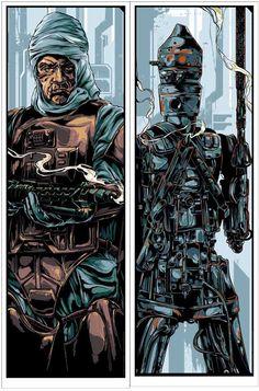 Olly Moss Reimagines Original Star Wars Trilogy for Mondo