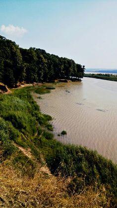 Beautiful Romania. Siret River.