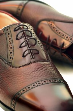 PAUL PARKMAN ® Handmade Leather Shoes For Men