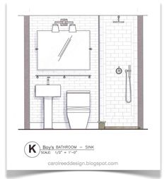 Bathroom Sink Revit long Bathroom Faucets Rona provided Bathroom Ideas Gray And Blue because Bathroom Sink Black Interior Design Renderings, Drawing Interior, Interior Sketch, Bathroom Design Small, Bathroom Layout, Bathroom Interior Design, Small Bathroom Dimensions, Bathroom Drawing, Minimal House Design