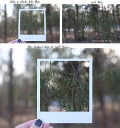 How to make fake Polaroids - How to make a clipping mask Photobucket