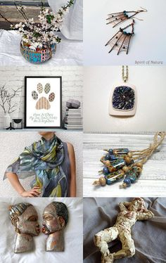 ☆ End of Summer Gift Guide ☆ The Best Finds ☆ by Maya D'Awallsky on Etsy--Pinned with TreasuryPin.com