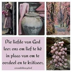 Discover recipes, home ideas, style inspiration and other ideas to try. Evening Greetings, Afrikaanse Quotes, Goeie More, Beautiful Collage, Special Images, Meaning Of Love, Cs Lewis, Good Morning Wishes, Bible Verses Quotes