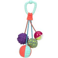 B.Toys: piłeczki sensoryczne z gryzakiem Sounds So Squeezy, 59 zł