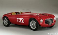 1948 Ferrari 166 Inter Spyder Corsa for my dad