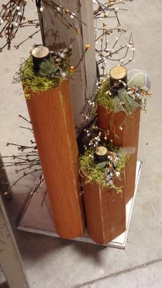 Fence post pumpkins! Halloween Wood Crafts, Fall Halloween, Halloween Ideas, Wooden Pumpkins, Fall Pumpkins, Old Fences, Earn Money From Home, Fence Ideas, Fall Decorations