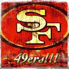 Sf 49ers Nfl 49ers, 49ers Fans, San Francisco Football, San Francisco Giants, Sf Football, Football Humor, American Football, Niners Girl, Forty Niners