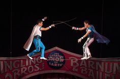 The True History of 'The Greatest Show On Earth' – Ringling Brothers And Barnum & Bailey Circus