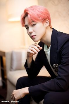 "Who: Jimin (BTS) Where: Four Seasons Hotel, Las Vegas, USA What: Preparing for performance at ""Billboard Music Awards Credit: Reporter Min Kyung Bin, Jung Yeong Woo (Dispatch) Bts Jimin, Bts Bangtan Boy, Bts Taehyung, Seokjin, Hoseok, Namjoon, Busan, Park Ji Min, Billboard Music Awards"