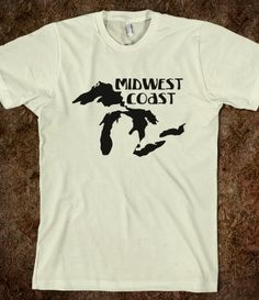 Mid West Coast Tee.