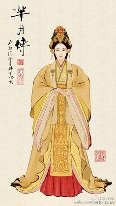 The Legend of Mi Yue 《芈月传》Chibis + Illustrations Japanese Quilts, Japanese Art, Chinese Icon, Ancient China Clothing, Princess Illustration, Geisha Art, Princess Art, Anime Drawings Sketches, China Art