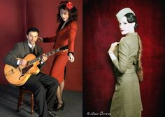 Beautiful Vintage Clothing by Marlenes Toechter from Berlin
