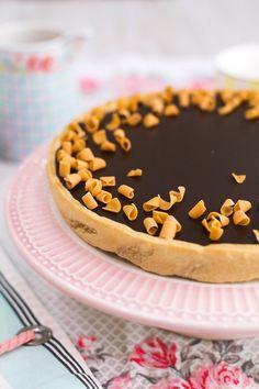 Vídeo-receta en un minuto: Tarta de chocolate y dulce de leche