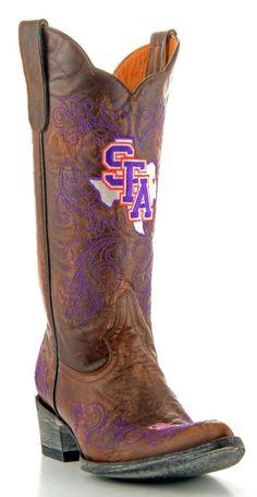 SFA cowboy boots.....WANT