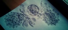 #tattoo#mandaly#rose#tattoos