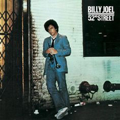 """USED VINYL RECORD 12 inch 33 rpm vinyl LP """"52nd Street"""" is the sixth studio album by American singer-songwriter Billy Joel, released on October 13, 1978. Columbia Records (FC 35609) Side 1: Big Shot H"""