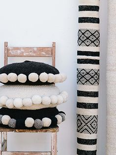 Monte cushion #6